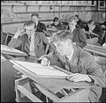 Technical School- Training at Tottenham Polytechnic, Middlesex, England, UK, 1944 D21391.jpg