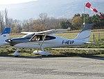 Tecnam P2010 n°003 (F-HEVP) - Aérodrome de Bellegarde-Vouvray, 2017.jpg