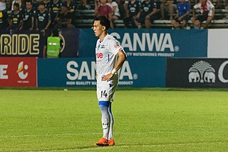 Teeratep Winothai Thai footballer