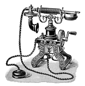 Telephone table instrument, Rankin Kennedy, Electrical Installations V, 1903.png