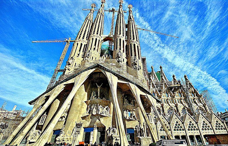 File:Temple Expiatori De La Sagrada Família (Barcelona)   60