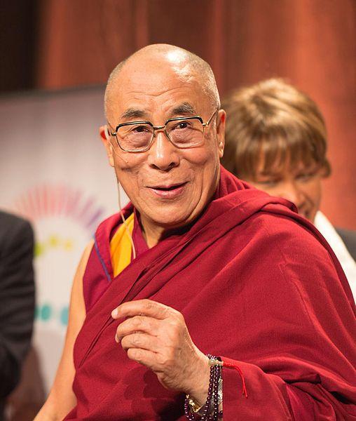 File:Tenzin Gyatso, 14th Dalai Lama - 14 Oct. 2012.jpg