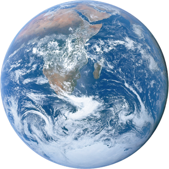 The planet Earth is a finite system, which mea...