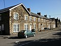 Terraced housing, Tregwilym Road, Rogerstone - geograph.org.uk - 1608298.jpg