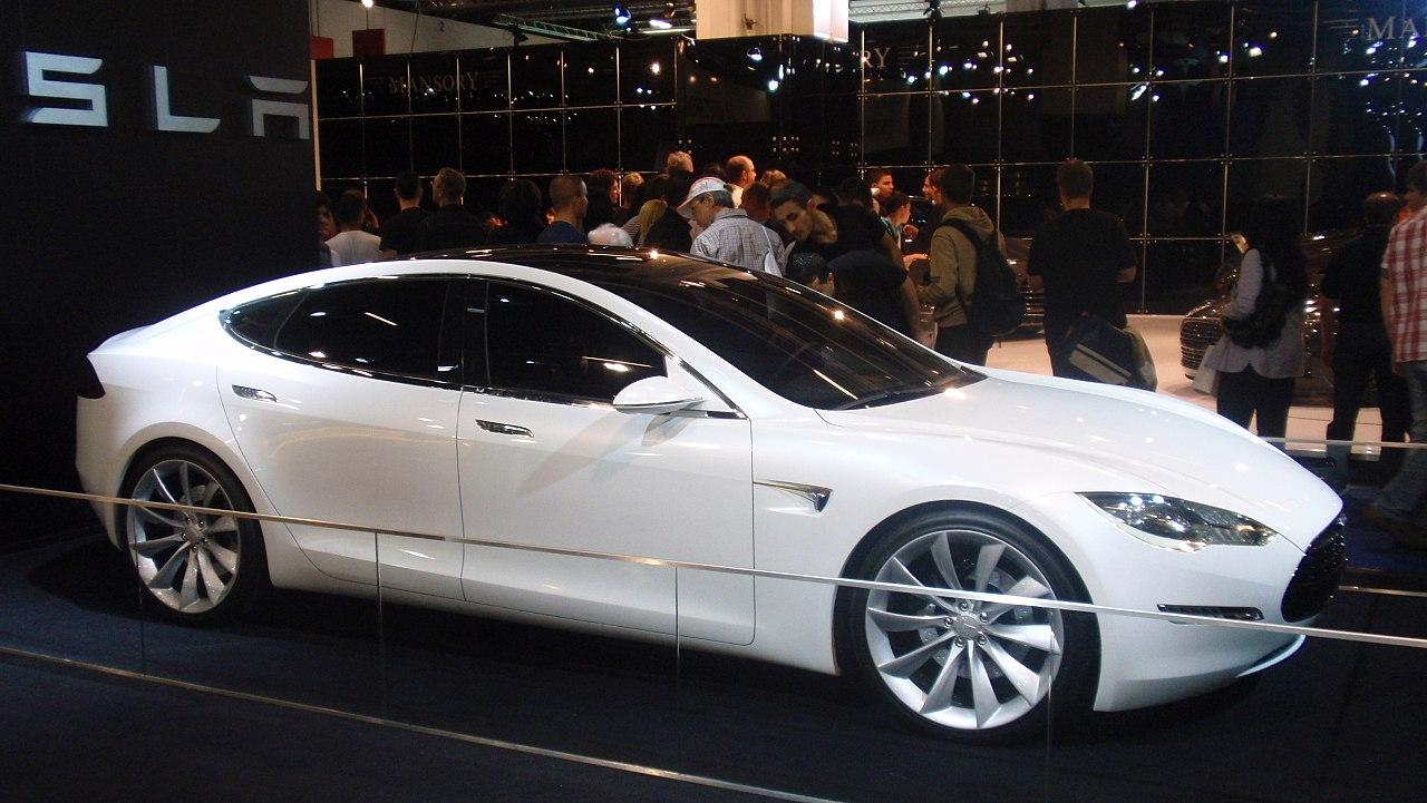 Tesla Model S - Wikiwand