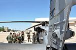 Texas Civil Air Patrol students take a 305 RQS helo tour 4.JPG