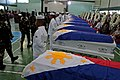 The 15 gallant soldiers killed in combat with the Abu Sayyaf in Sulu are given full military honors.jpg