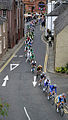 The 2009 Tour of Britain Cycle Race in Melrose - geograph.org.uk - 1492580.jpg