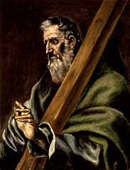 The Apostle St. Andrew