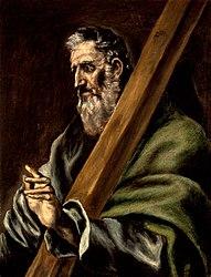 anonymous: The Apostle St. Andrew