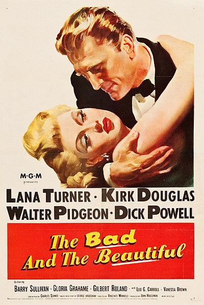 Picture of a movie: The Bad And The Beautiful