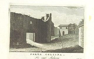 Battle of the Colline Gate (82 BC) Battle