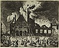 The Burning of the Town Hall in Amsterdam by Jan de Baen.jpg