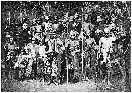 Lumad - WikiMili, The Free Encyclopedia