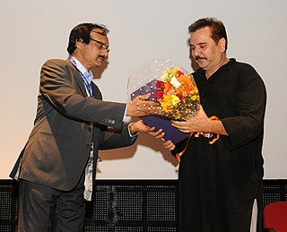 Feroz Abbas Khan Indian theatre and film director, playwright, and screenwriter