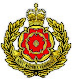 The Duke of Lancaster's Regiment Cap Badge
