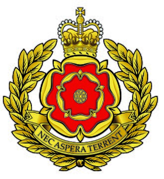 Duke of Lancaster's Regiment - The Duke of Lancaster's Regiment Cap Badge