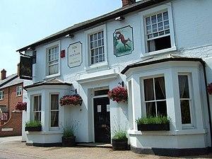 Whittlebury - Pub in Whittlebury