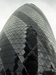 The Gherkin from below.JPG