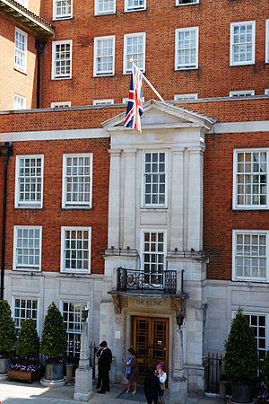 The London Clinic - The London Clinic