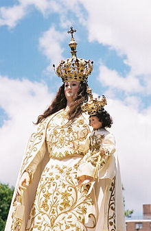 The Madonna of Carmel of New York - Pontifically Crowned.jpg