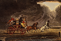 The Mail Coach in a Thunderstorm on... - James Pollard.png