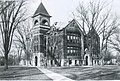 The Old North Side School, Geneseo, Illinois, 1900.jpg