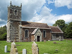 Almer - Image: The Parish Church of St Mary, Almer geograph.org.uk 456894