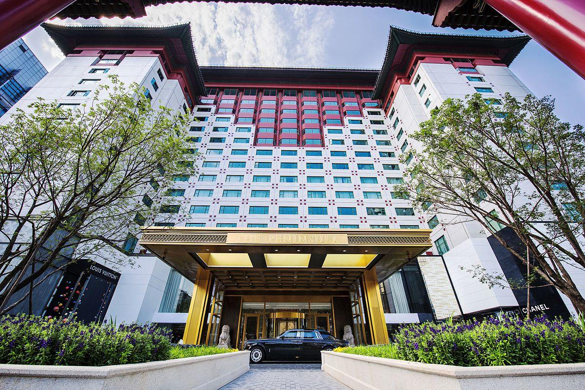 Number Of Hotel Rooms In Beijing
