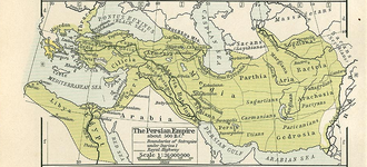 Persis - Image: The Persian Empire, about 500 BC Historical Athlas William R. Shepherd Henry Holt and Company, 1911