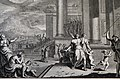 The Phillip Medhurst Picture Torah 321. The plague of flies. Exodus cap 8 v 24. Mortier.jpg