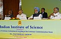 The Prime Minister, Dr. Manmohan Singh at the centenary celebrations of the Indian Institute of Science, in Bangalore, Karnataka on December 03, 2008.jpg