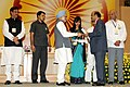 The Prime Minister, Dr. Manmohan Singh presented the PM's award for Excellence in Public Administration, at 5th Civil Services Day function, in New Delhi on April 21, 2010.jpg