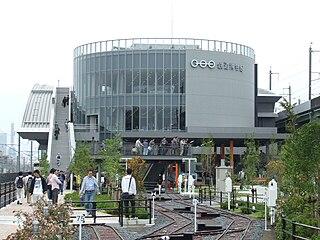 Railway Museum (Saitama) Railway museum in Saitama, Japan