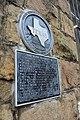 The Rock Schoolhouse, Mineral Wells, Texas Historical Marker (6819565492).jpg