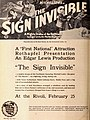 The Sign Invisible (1918) - 1.jpg