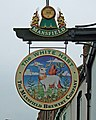 The Sign of The White Hart - geograph.org.uk - 776691.jpg