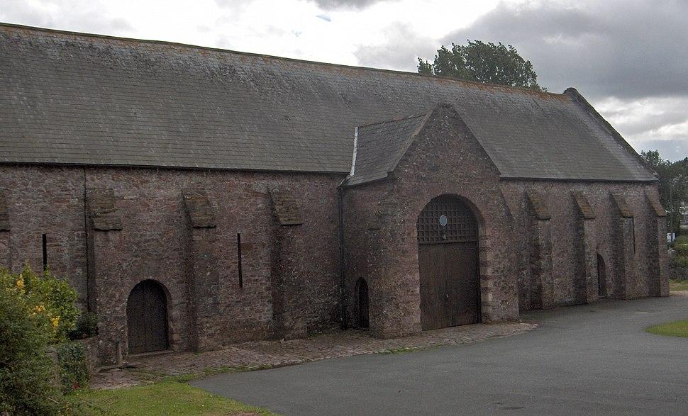 The Spanish Barn, Torquay