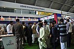 The Stall of USAID's Entrepreneurs Project at Dawn Sarsabz Pakistan Agri Expo. (13163921934).jpg