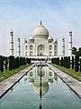 The Taj, Inverted reflection.jpg