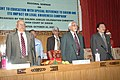 The Vice President, Shri Mohd. Hamid Ansari at the inauguration of the seminar on 'Right to Education with special reference to Sikkim and its impact on Legal Awareness Campaign', in Gangtok, Sikkim on October 29, 2009.jpg