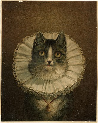 Kitsch - Image: The Widow (Boston Public Library)