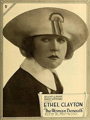 Ethel Clayton - The Woman Beneath (1917)