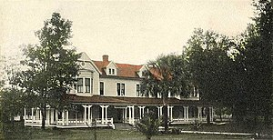 Orlando, Florida - The Wyoming Hotel c. 1905