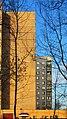 The houses at sunset. April 2014. - Дома на закате. Апрель 2014. - panoramio.jpg