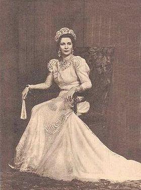 أعلام الإسكندرية الملكة نازلي