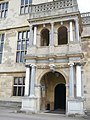 The south porch door of Audley End House - geograph.org.uk - 1281670.jpg