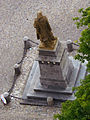 The statue on the square from above - panoramio.jpg