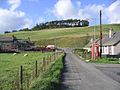 The village of Newmill by the A7 - geograph.org.uk - 256695.jpg