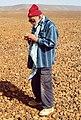 Theodore Monod - Adrar de Mauritanie - Oued Akerdil - Décembre 1998.jpg